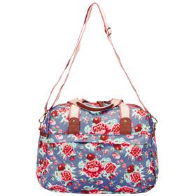 Basil Bloom-Carry All Taske blå/farverig